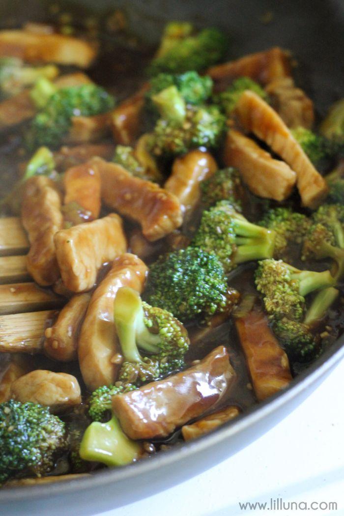 Best 25 Broccoli Stir Fry Ideas On Pinterest  Chicken -8179