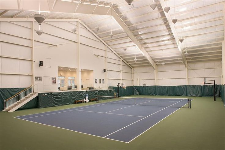 888 Bedford House in Bedford, New York... Situated on 75 acres, this modern-day masterpiece offers superb sports facilities including an outdoor tennis court and a specially-permitted and rarely available indoor tennis pavilion. Via @houlihanre