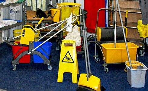 Searching for janitorial services?  At Complete Care Maintenance, we offer a complete menu of services. Check us out www.ccmclean.com