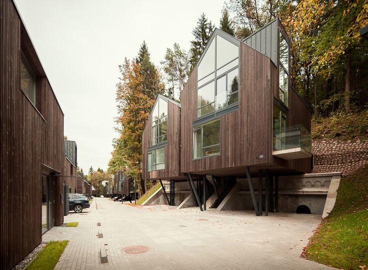 Gallery of Housing Development Rasu Namai / Paleko Arch Studija + PLAZMA - 13
