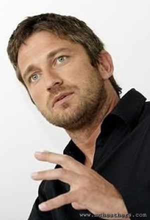I like a guy who talks with his hands--- | Gerard Butler ... Gerard Butler Pinterest