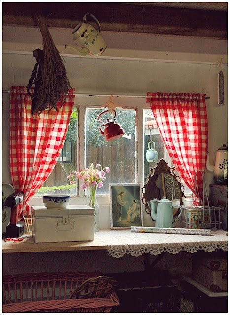 25 Best Ideas About Gingham Curtains On Pinterest Check