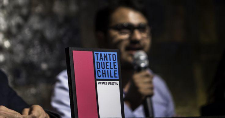 Richard Sandoval asesta patada giratoria en la cara de Rafael Gumucio: Su opinión dictatorial es de señor privilegiado molesto con la aparición del reclamo de los rotos