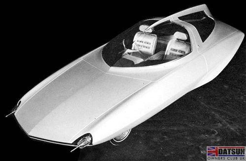 Nissan Concept Car, 1966