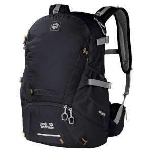 Jack Wolfskin Moab Jam 30 Daysack The Moab Jam Rucksack from Jack Wolfskin also comes in this 30 litre option which is a tough and durable rucksack that has plenty of storage space and an incredibly comfortable full contact suspension http://www.MightGet.com/january-2017-11/jack-wolfskin-moab-jam-30-daysack.asp
