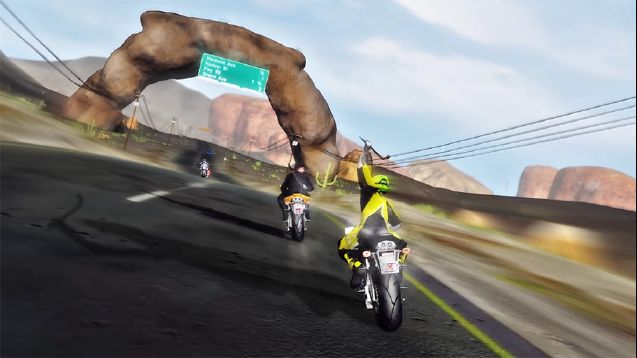 Steam Greenlight :: Road Redemption