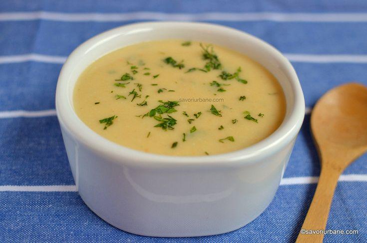 cea mai buna supa crema de cartofi reteta pas cu pas
