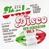 Italo Disco New Generation [CD]