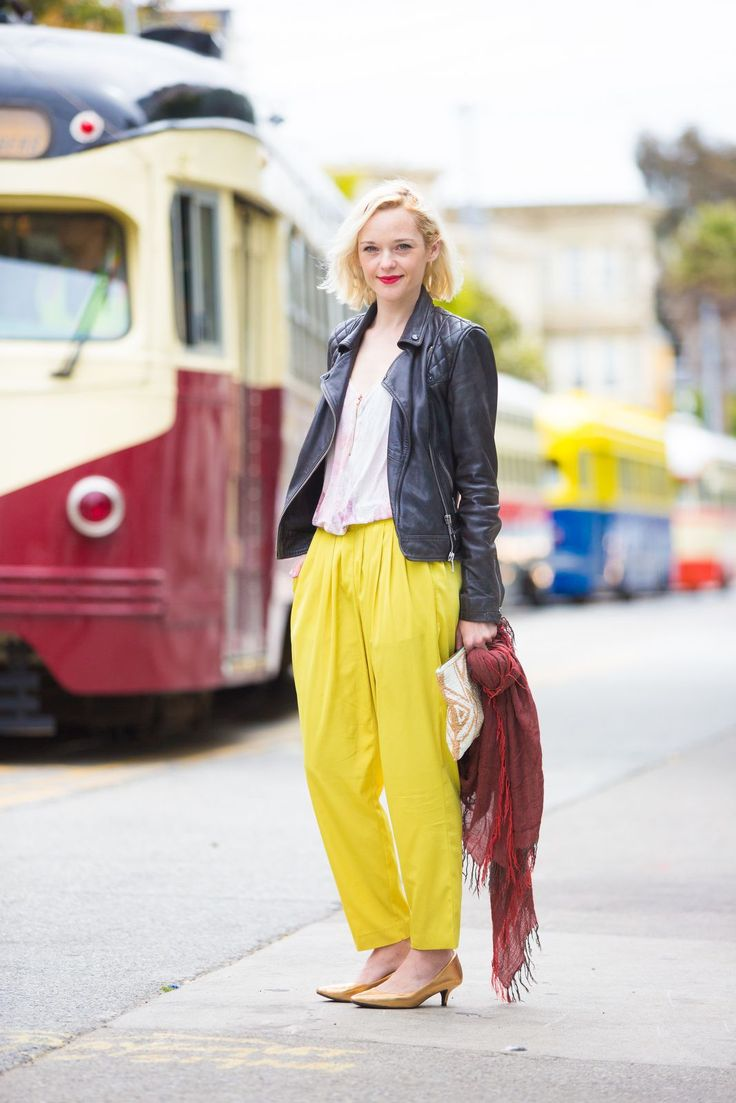 20 photos of San Francisco's most stylish commuters