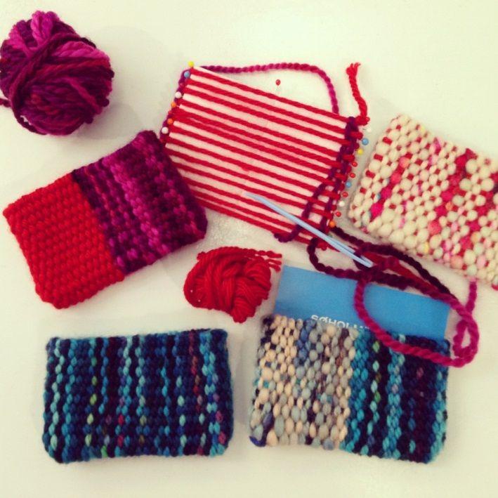 輝美さんのくるり織りワークショップ 初級~中級   Keito I don't know what that said and I know this isn't knitting but I wanted to put it where I could find it later