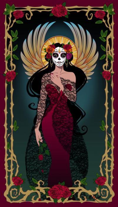 La Rosa... Cristina McAllister
