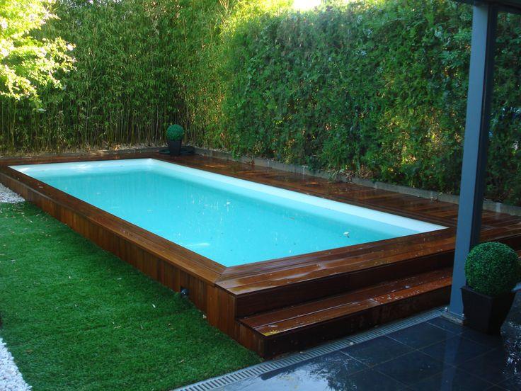 Les 25 meilleures id es concernant piscine bois sur for Piscine bois nice
