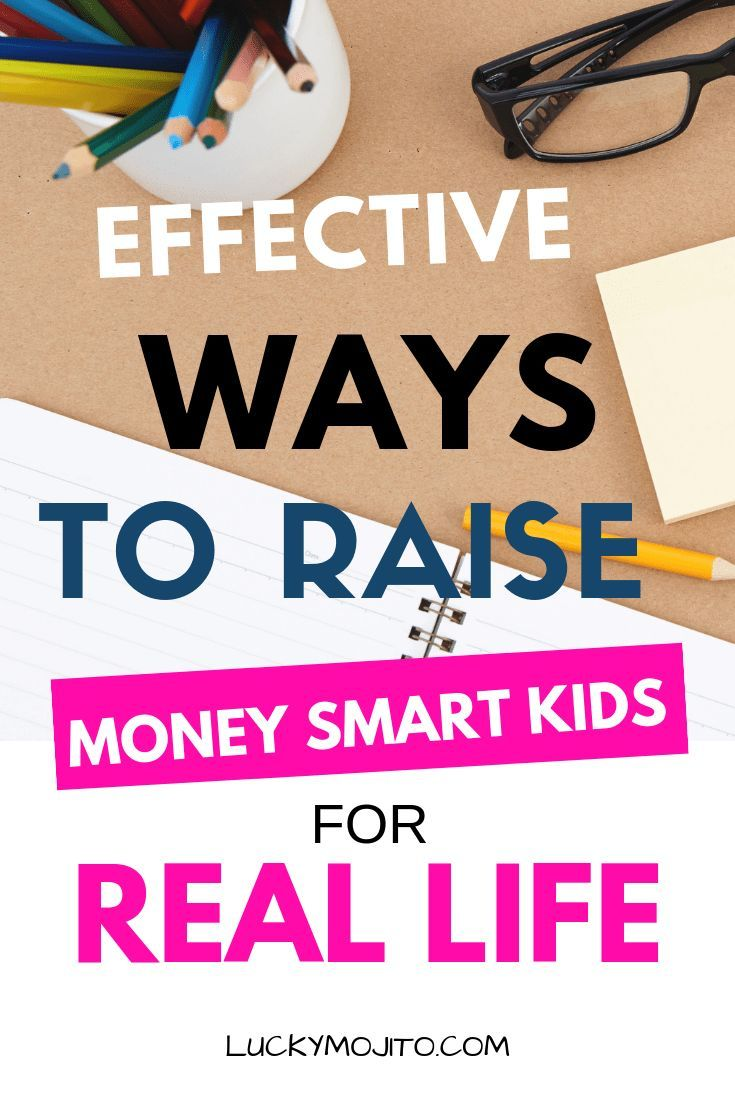 9 Easy {Effective} Ways to Raise Money Smart Kids – Lucky Mojito