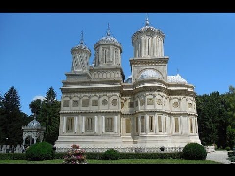 Manastirea Curtea de Arges - splendoare arhitecturala medievala