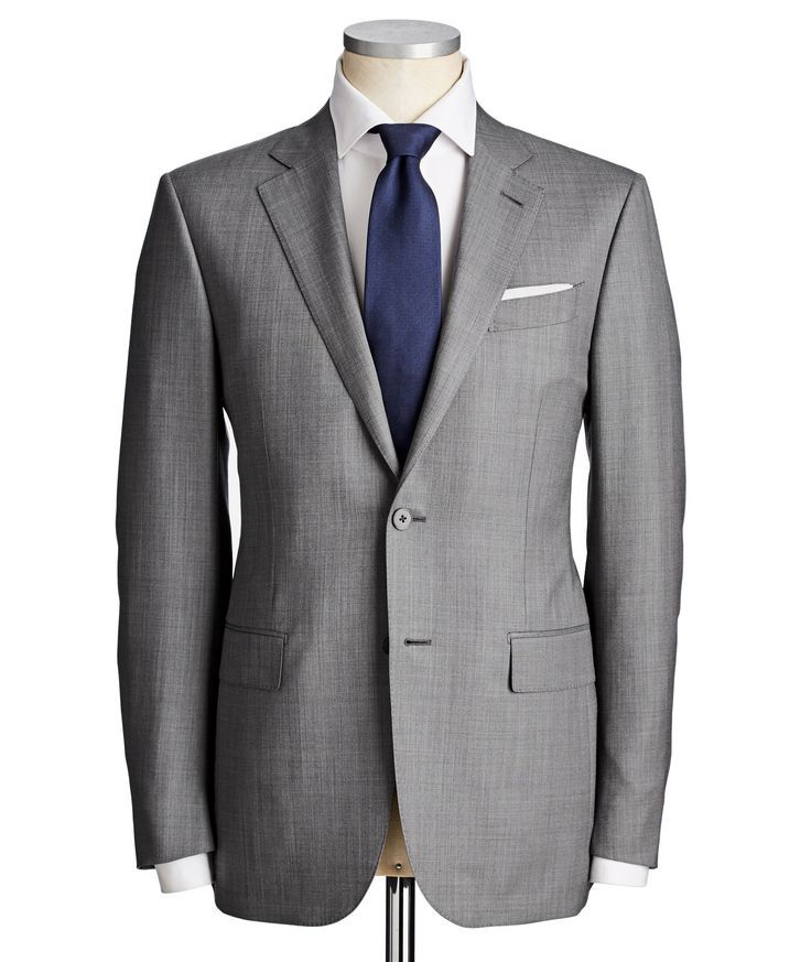 fe8fb1acb9e2d Ermenegildo Zegna Milano Trofeo 600 Suit | Suits | Harry Rosen | Men ...