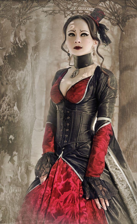 Steampunk Fashion: Photograph Old Fashioned By Julia Selifanova On 500px