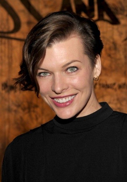 It takes a lot of guts to cut your hair extremely short, especially in an edgy style like the one worn by Milla Jovovich at the launch of Restoration Hardware's 2012 Spring Collection. Asymmetrical cuts feature one side that is shorter than the other, whether by a just few inches or by a drastic margin.[Read the Rest]