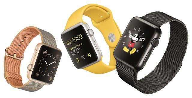 Apple Event: Μείωση τιμής και νέα λουράκια για το Apple Watch