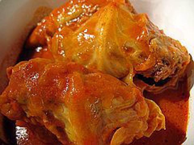 Russian Stuffed Cabbage Recipe - Golubtsi or Golubtsy: Russian Stuffed Cabbages or Golubtsi or Golubtsy