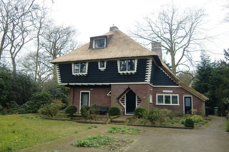 Villa in het Park Meerwijk in Bergen NH