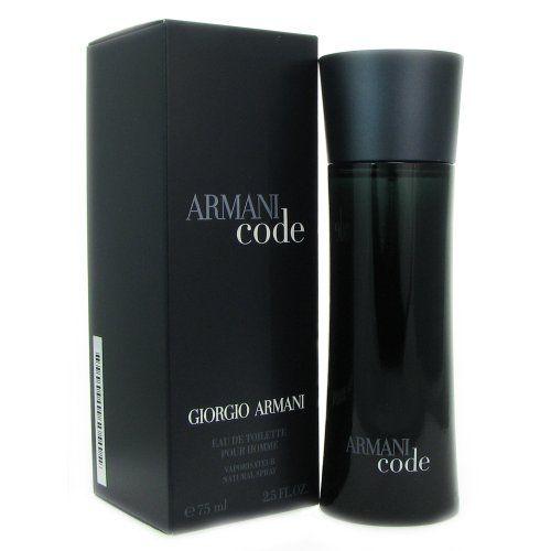 Giorgio Armani Armani Code for Men Eau De Toilette Spray, 2.5 Ounce - http://www.theperfume.org/giorgio-armani-armani-code-for-men-eau-de-toilette-spray-2-5-ounce/