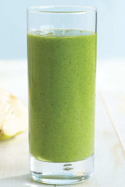 Vitamix Recipes - Smoothies For Vitamix Blender - KALE AND PEAR GREEN SMOOTHIE Yield: 4 cups Total time: 11 minutes  Ingredients: 1/2 cup water 1 cup green grapes 1 orange, peeled, halved 1/2 ripe Bartlett pear, seeded, halved 1 small to medium size banana, peeled 1 cup kale 2 cups ice cubes