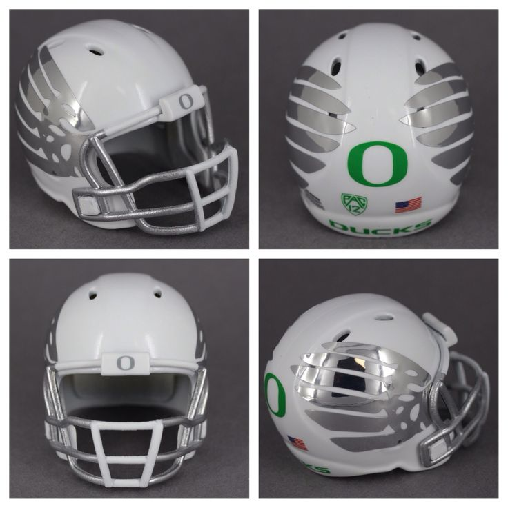 Oregon Ducks Football Helmets 2014 14 best My cust...
