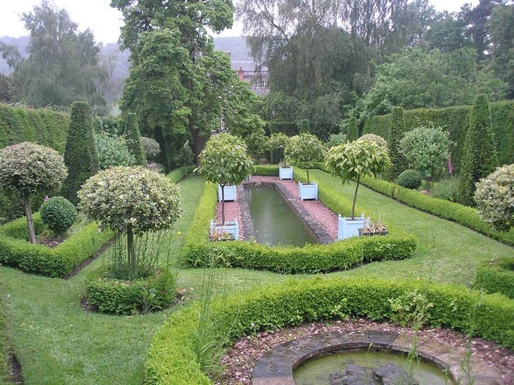 NGS - Garden at Morville Hall