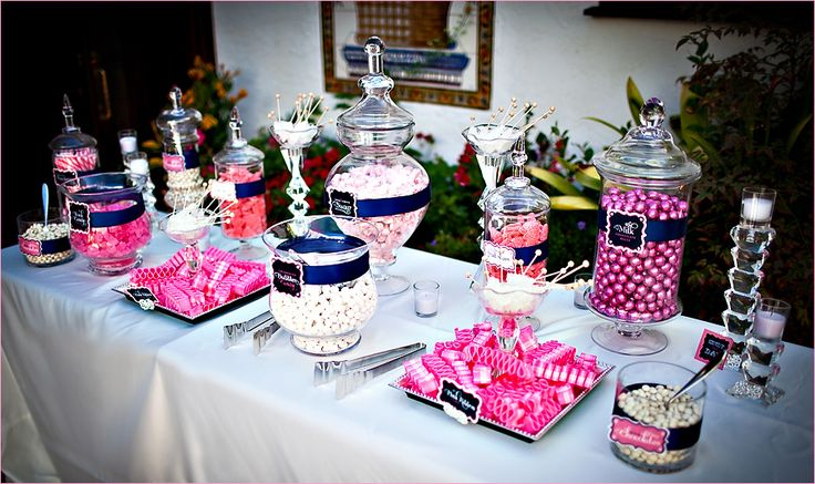 Nautical Girl Baby Shower Ideas | Nautical theme birthday party for little girls
