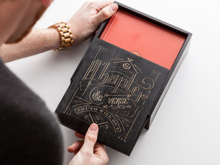 How Laser Art Can Enhance Your Packaging — The Dieline - Branding & Packaging Design