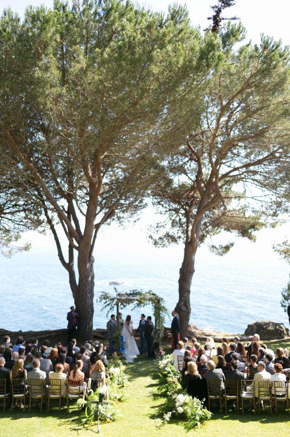Intimate Coastal Big Sur Wedding   Real Weddings   OnceWed.com