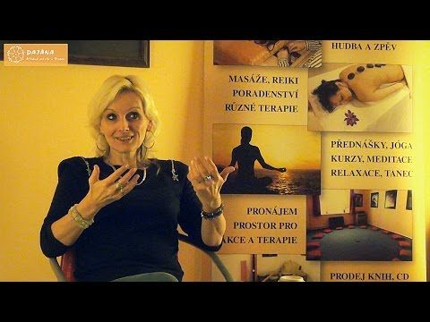 Dejme Ego do Srdce, Intuice - Iva Radulayová - Dajána Praha (10.12. 2015) - YouTube