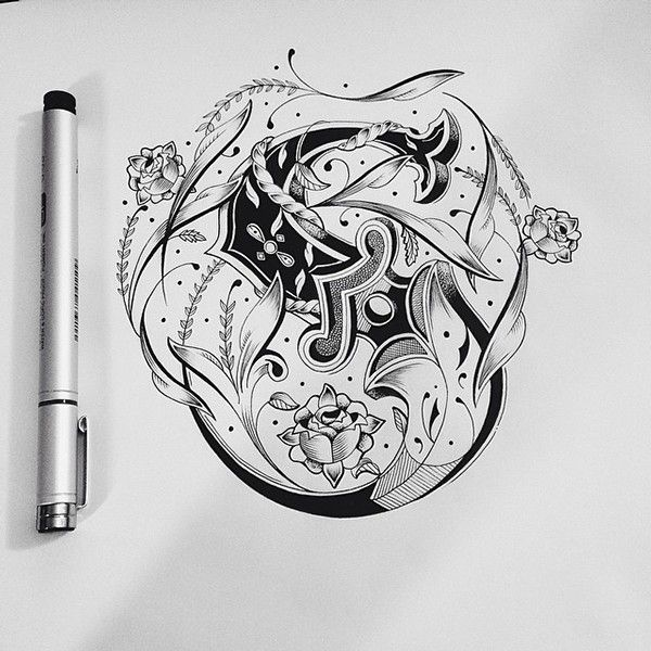 Raul Alejandro - Hand Type Vo. XX - amazing lettering, by hand, also a ton of other great work to see on his site!