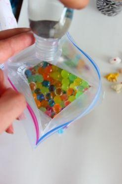 Bolsitas sensoriales ideales para niños de 1 a 3 años | Blog de BabyCenter