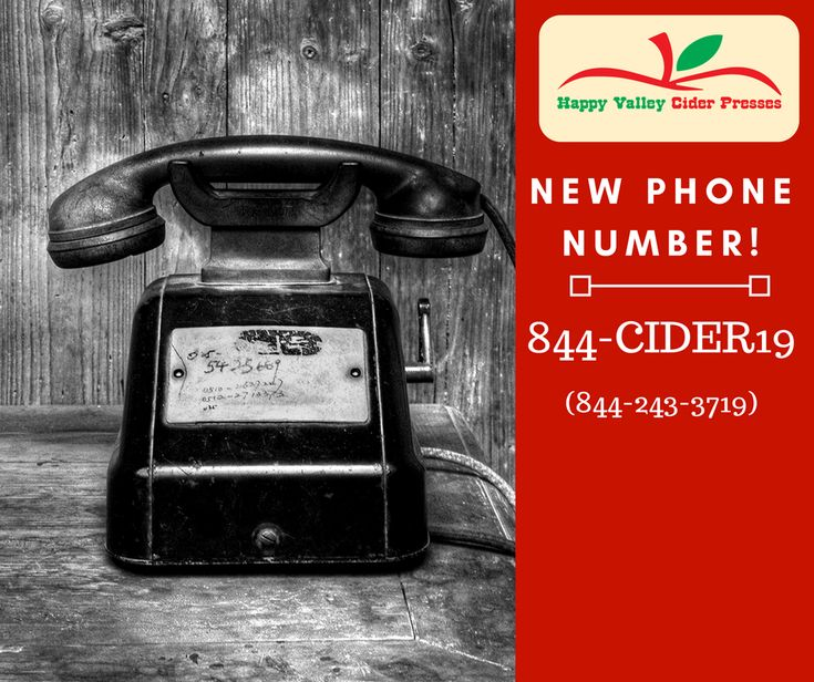 If you need to contact us, please use our new phone number!  Phone, Phone numbers, New phones