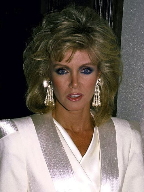 "Donna Mills ""Knot's Landing"""