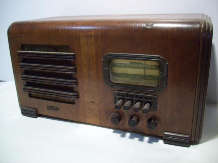 827 Best Images About Art Deco Radios From Ebay On