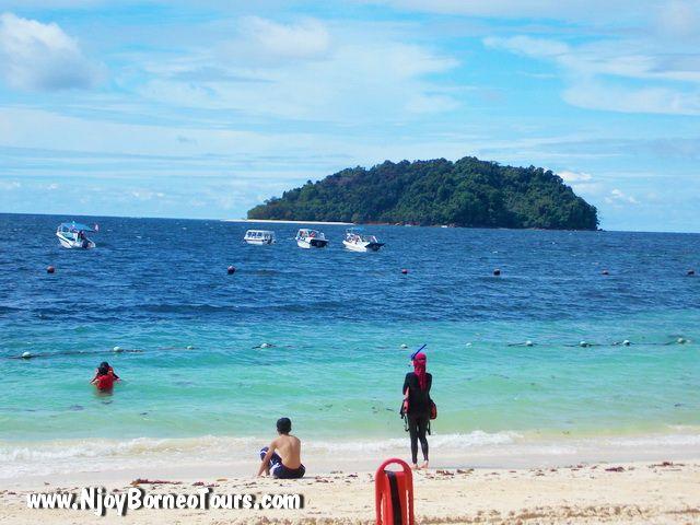 NJOY Manukan Island Sabah