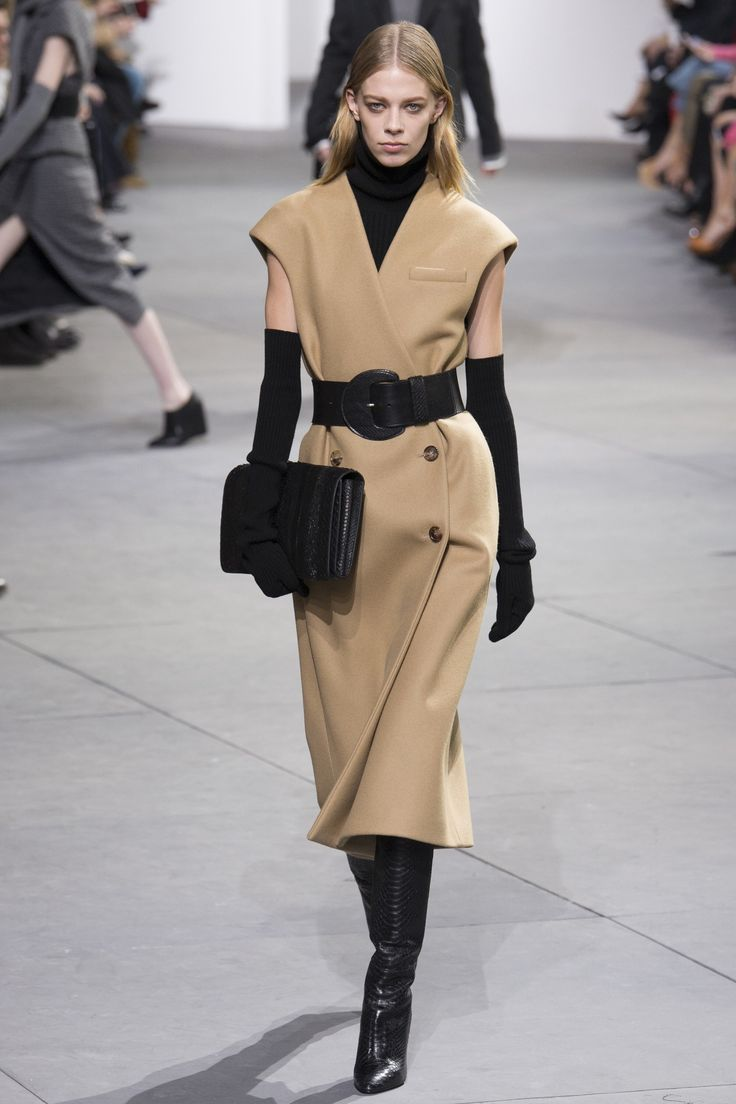 Michael Kors Collection Fall 2017 Ready-to-Wear Fashion Show NYFW New York Fashion Week