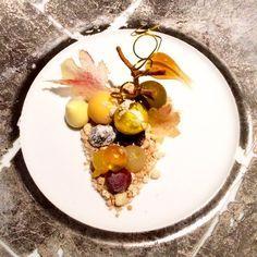 MasterChef Australia 2015 - Heston Blumenthal's dish in the final pressure test