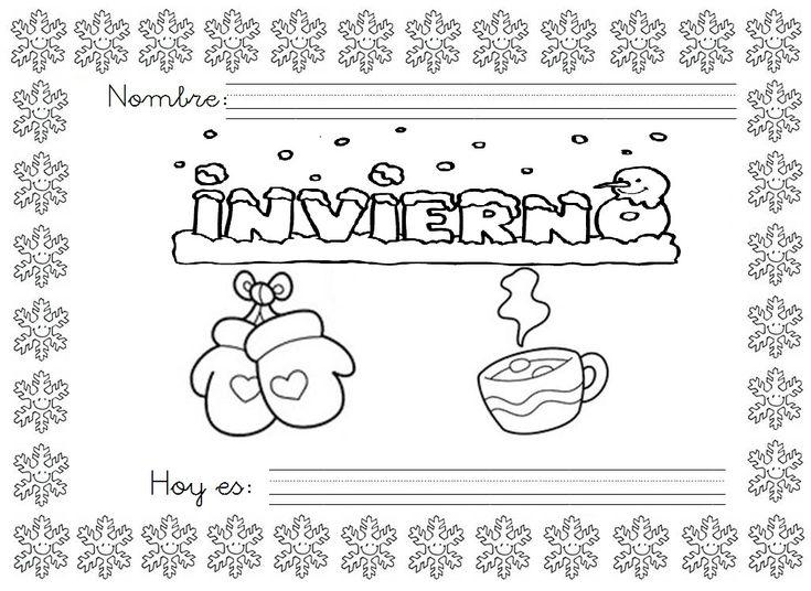 H1 jpg 1027 749 mis pensamientos pinterest - Proyecto el invierno ...