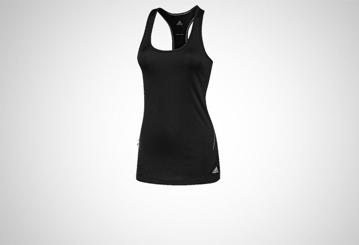 #adidas Sequencials Fitted Tank W