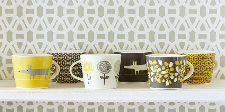 Review: The Harlequin Scion Mugs Collection - Love Chic Living