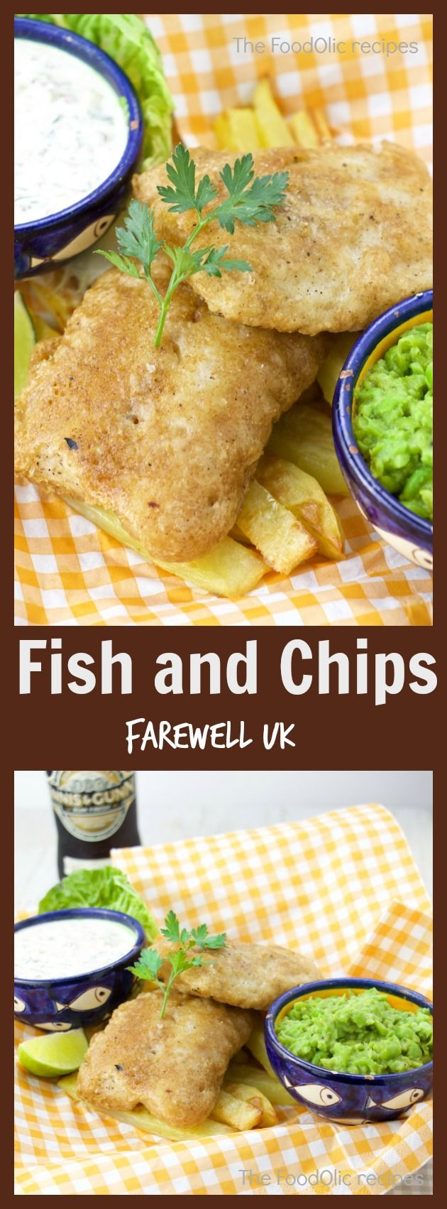 1000 ideas about english fish and chips on pinterest for British fish and chips recipe