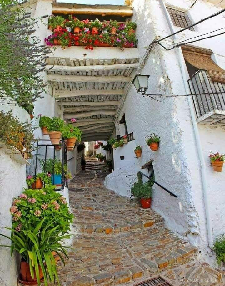 Pitres, Granada