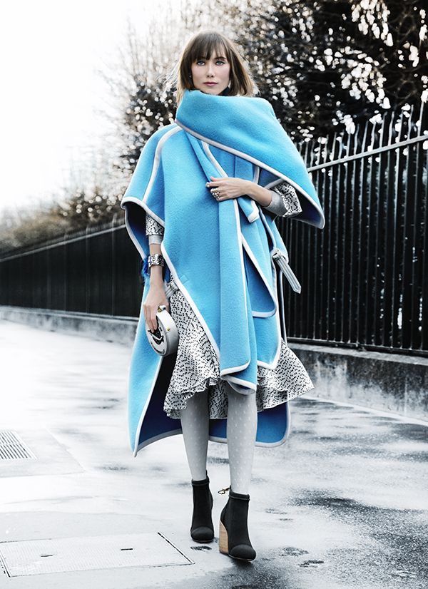 Cold Shoulder  @anyaziourova @Dior