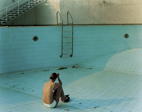 Inspiration: Empty Pools http://fashiongrunge.com/2013/06/16/inspiration-empty-pools/