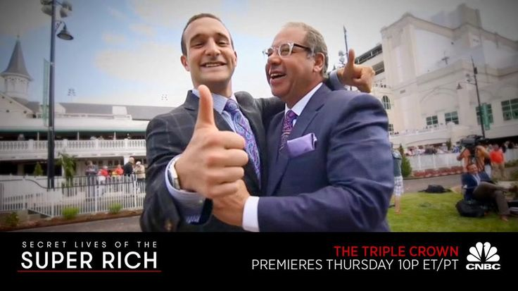 Get up-close & personal w/ the 23-year-old owner of #AmericanPharoah @JustinZayat http://cnb.cx/1BKCTKu #SuperRich