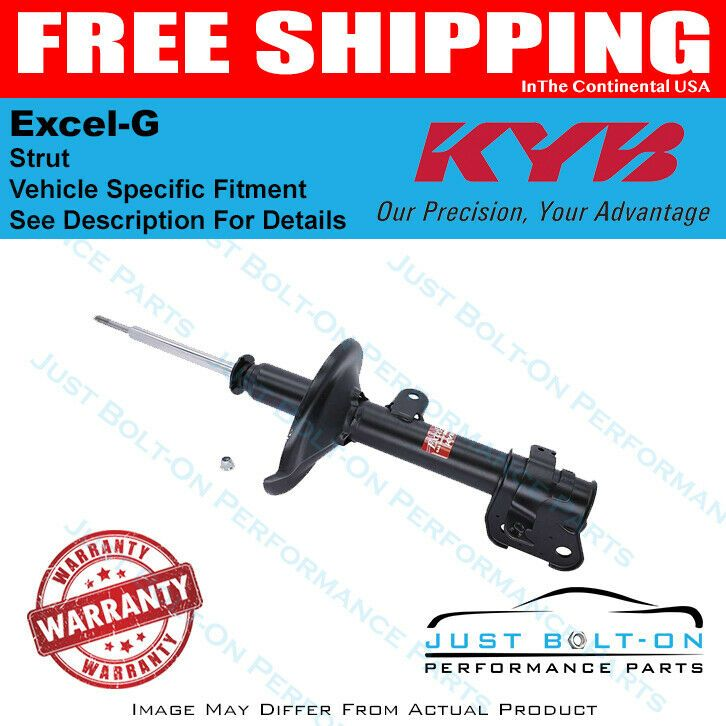 Details about KYB Excel-G Front Left FITS INFINITI QX4 (2WD) 2001