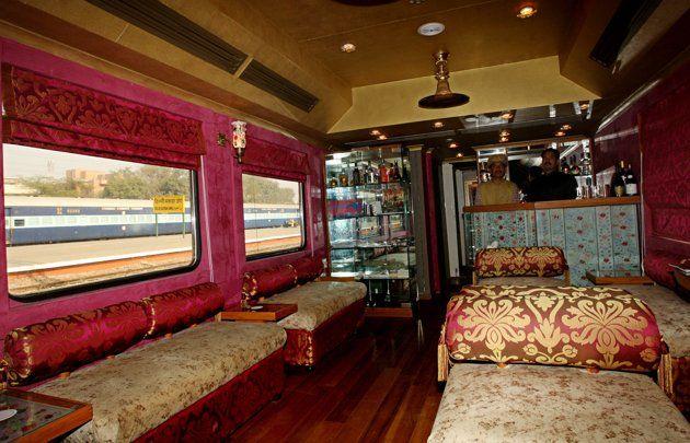 'Royal Rajasthan on Wheels'   Trains that will make you feel like a king